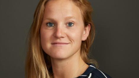 Portret van Warnyta Minnaard