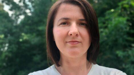 Portret van Kinga Gomouch-Brzozowska